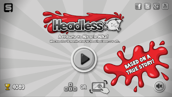 Screenshot of Headless