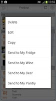 Screenshot of My Shopping List (free)