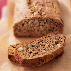 Sweet Persimmon and Toasted Walnut Bread