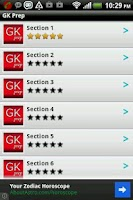 Screenshot of GK Prep