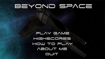 Screenshot of Beyond Space
