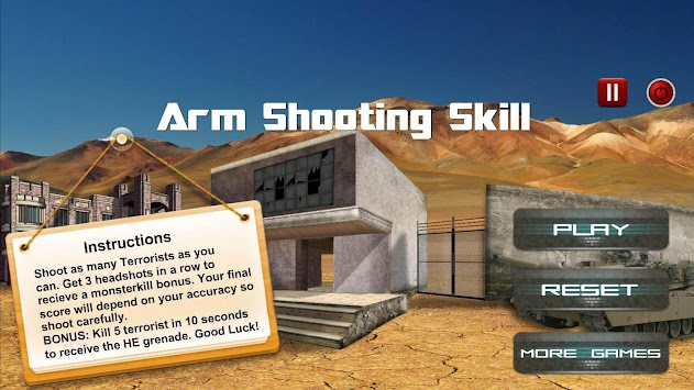 Army Shooting Games APK screenshot thumbnail 12