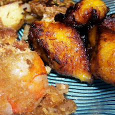 Platanos Maduros (Costa Rican Fried Ripe Plantains)