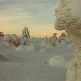 Pyhätunturi - Luosto - Tammikuu 1982