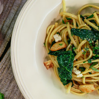 Mario Batali's Linguine With Anchovies