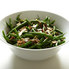 Mark Bittman's Green Beans with Crisp Shallots