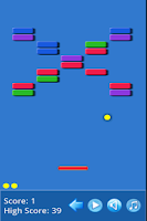 Screenshot of Brick Buster Pro