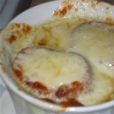 Southern Style French Onion Soup