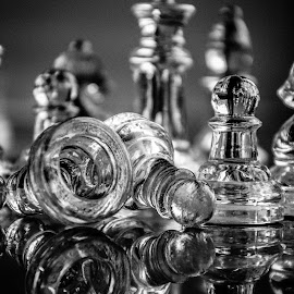 Chess by Jitaditya Ghosh - Artistic Objects Other Objects