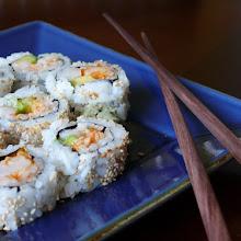 Vegetarian Sushi Class