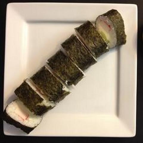 Crab Meat Sushi
