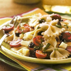 Bow Tie Pasta and Kalamata Olive Toss