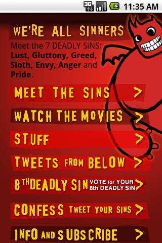 SEVEN DEADLY SINS - Episode 1
