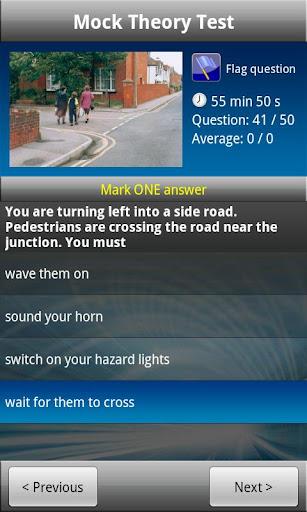 Driving Theory Test UK Free