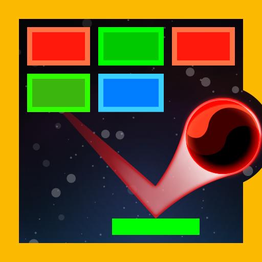 空間磚斷路器 Space Bricks Breaker 街機 App LOGO-APP試玩