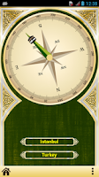 Screenshot of Universal Prayer Times & Qibla