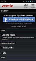 Screenshot of Veetle