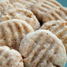 Toffee Almond Sandies