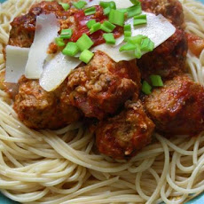 Spaghetti and Meatballs Italian
