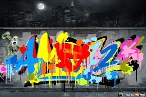 Screenshot of iTag Graffiti PRO
