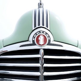 Grille Design by Jim Downey - Transportation Automobiles ( fifty two, symentry, chrome, pontiac preservation, classic elements )