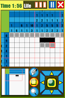 Screenshot of Logic Picross (Free)