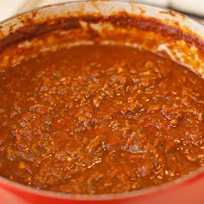 Rod's Slow Cooker Chili Concoction