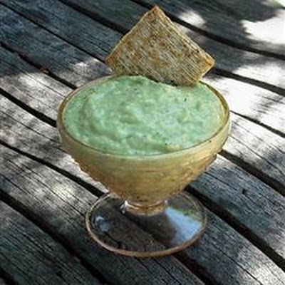Cool-as-a-Cucumber Avocado Dip