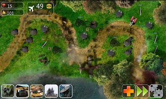 Screenshot of Lushington Springs Free