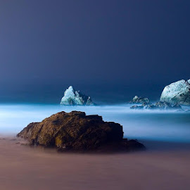 SF coastline by Gale Perry - Landscapes Waterscapes (  )