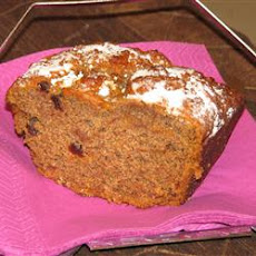Persimmon Brunch Cake