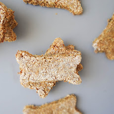 Sweet Potato Carrot Puppy Treats