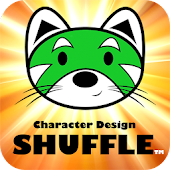 Character Design Shuffle Icon