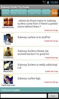 Screenshot of Subway Surfer Tips & Tricks