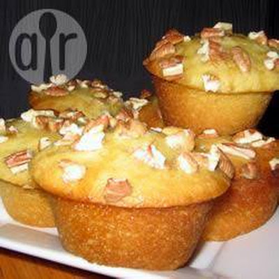 Butterscotch Raisin Muffins