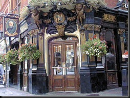 Salisbury pub london