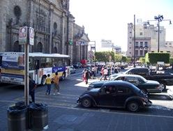 Calle en El Centro