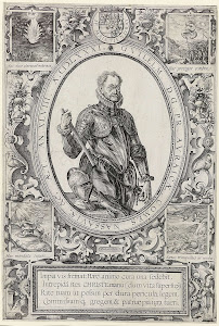 RIJKS: Hendrick Goltzius: print 1581