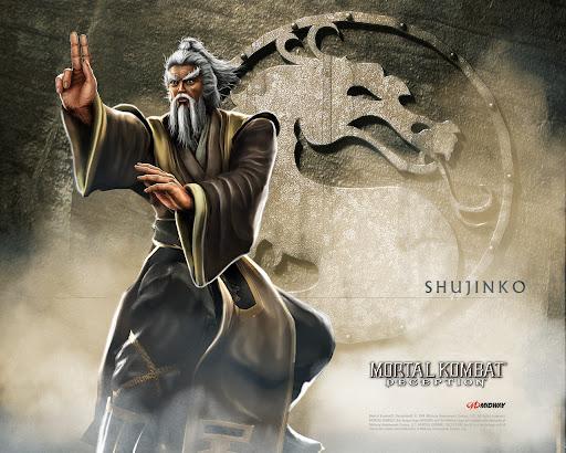 Superhero Wallpapers-Mortal Kombat 10