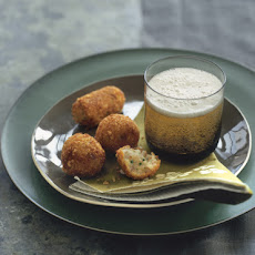 Ham and Manchego Croquetas