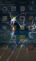 Screenshot of Crack Screen
