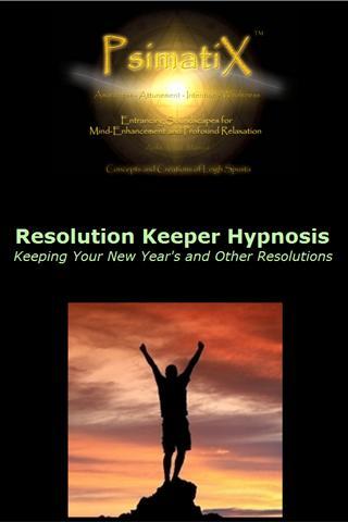 Resolution Keeper Hypnosis