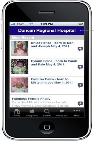玩醫療App|Duncan Regional Hospital免費|APP試玩