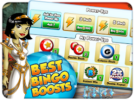 Screenshot of Bingo Blingo