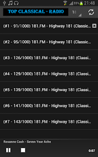 Top Classical Radios FULL - screenshot
