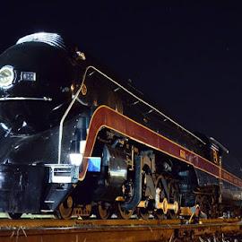 by Lee Sherrill - Transportation Trains (  )