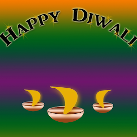 Happy diwali by Dipali S - Typography Words ( indian culture, bright, illustration, holidays and celebrations, heat, hinduism, flame, candle, lantern, traditional culture, greetings, asia, india, light, shiny, abstract, text, greeting, font, backgrounds, christmas, diya, fire, diwali, ecard, red, concepts and ideas, background, lamp, celebration, glowing, typography, traditional festival )
