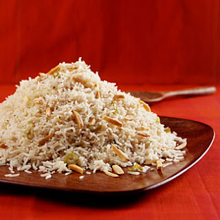 Baked Rice Indian Recipes