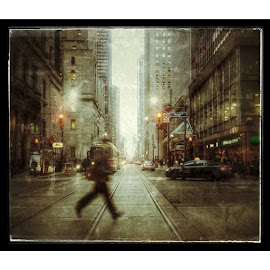 by Jeff Stephenson - City,  Street & Park  Street Scenes ( InstaSize, Toronto, streetphotography )