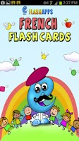 Screenshot of French Baby Flash Cards